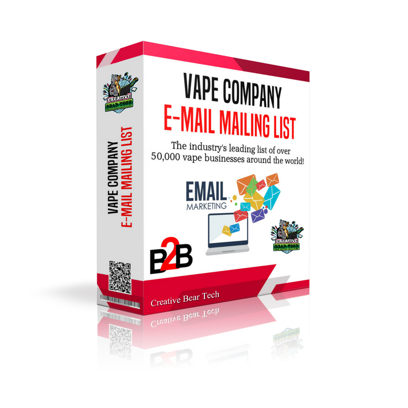 Digital Marketing and SEO Email List