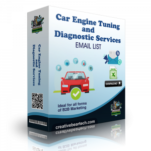 Car Engine Tuning and Diagnostic Services B2B Business Data List