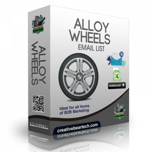 Alloy Wheels B2B Marketing List
