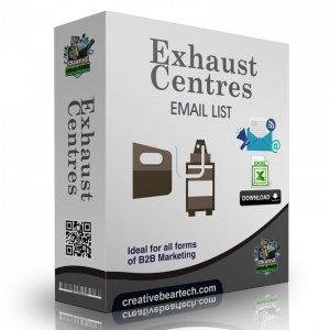 Exhaust Centres Email List