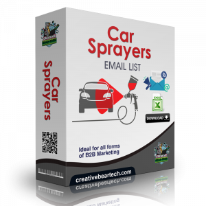 Car Sprayers B2B Database with Email Addresses