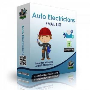 Auto Electricians Email List
