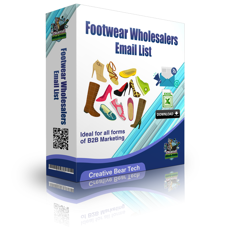 Bags, Shoes and Accessories B2B Database with Email Addresses