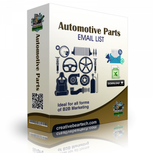 Automotive Parts (Manufacturing and Wholesale) Mailing Lists