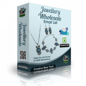 Jewellery Wholesale Email List B2B Sales Leads