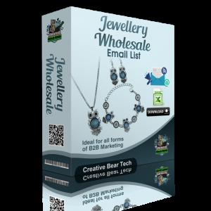 Jewellery Wholesale Email List B2B Sales Leads