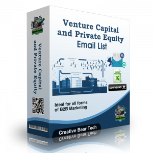 Venture Capital and Private Equity Email List for B2B Marketing