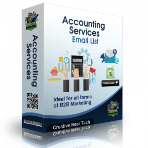 Accounting Services Email List - Database of Accountants
