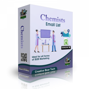 Chemists Email List and B2B Leads