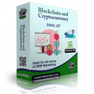 Blockchain and Cryptocurrency Email List for B2B Marketing