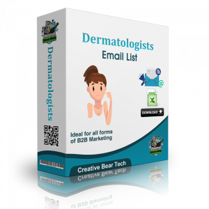 Dermatologists Email List - B2B Database with Email Addresses