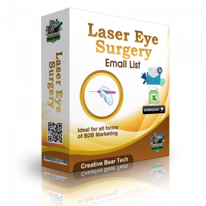 Laser Eye Surgery Email List - B2B Database with Email Addresses