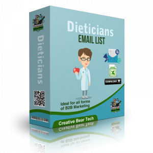 Dieticians Email List - B2B Database with Email Addresses