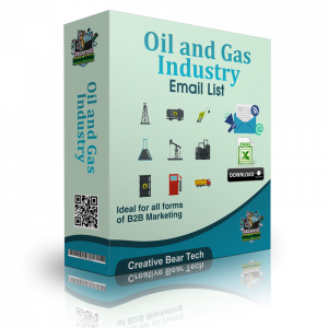 Oil and Gas Industry Mailing List and B2B Database with Email Addresses