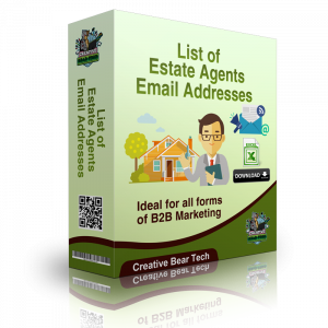 List of Estate Agents Email Addresses - Estate Agents Database