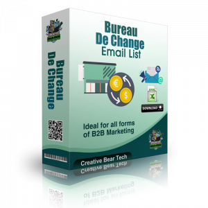 Bureau De Change Email List for B2B Marketing