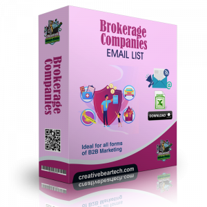 Brokerage Companies B2B Database with Email Addresses