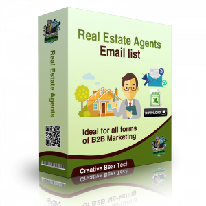 Real Estate Agents Mailing List and B2B Database with Emails