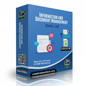 Information and Document Management Email List