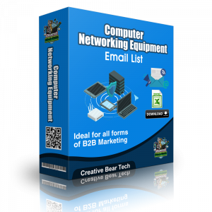 Computer Networking Equipment Email List and B2B Sales Leads
