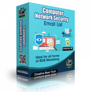 Computer Network Security Email List and B2B Database with Leads