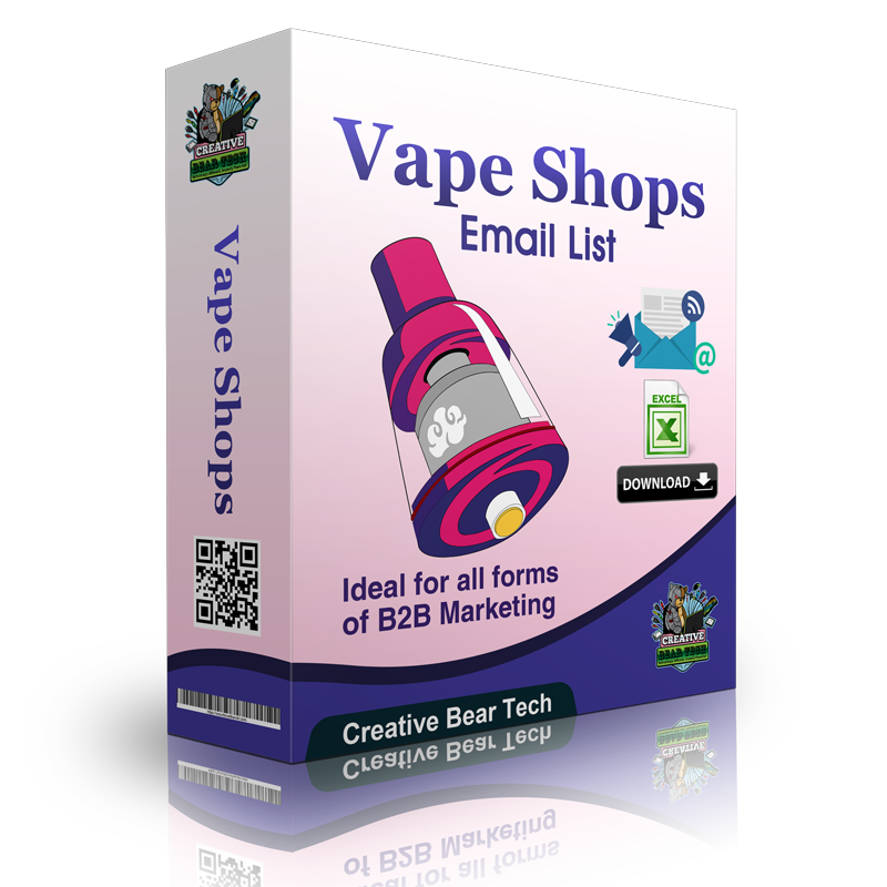 vape industry databases