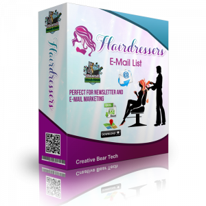 Hairdressers Email List and Business Sales Leads