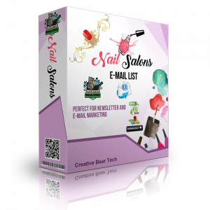 Nail Salons Email List and Business Sales Leads