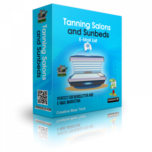 Tanning Salons and Sunbeds Email List and Business Sales Leads