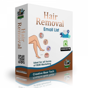 Hair Removal Email List and Business Sales Leads