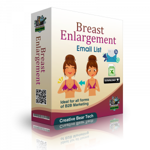 Breast Enlargement Email List and Business Marketing Data