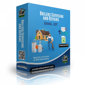 Boilers Servicing and Repairs Email List and B2B Database