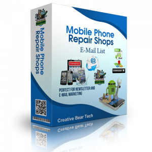 Mobile Phone Repair Shops Email List