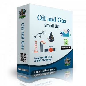 Oil and Gas Mailing Lists and Business Marketing Data