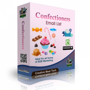 Confectioners Email List and B2B Sales Leads