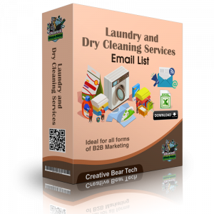 Laundry and Dry Cleaning Services Mailing List and B2B Marketing Data