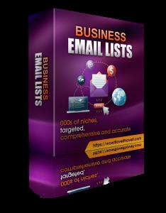 Locksmiths Email List and B2B Database