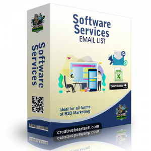 Software Services Mailing List and B2B Database with Emails