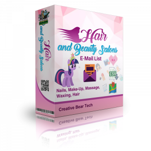 Beauty Salons Email List - Hair Salons Database & Mailing List with Emails