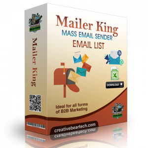 Mailer King Mass Email Sender Software