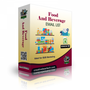 Food and Beverage Industry Database
