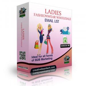 Ladies Fashionwear Wholesale Email List