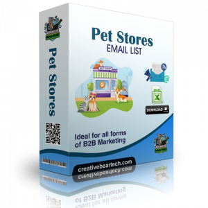 Pet Stores Email Address List Direct Mailing Database