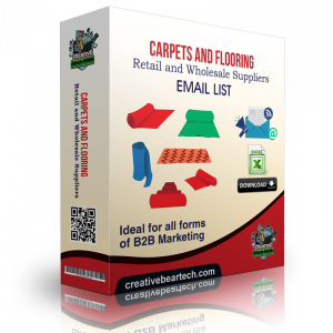Carpets and Flooring Retail and Wholesale Suppliers B2B Sales Leads