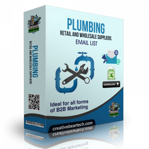 Plumbing Retail and Wholesale Suppliers B2B Data List
