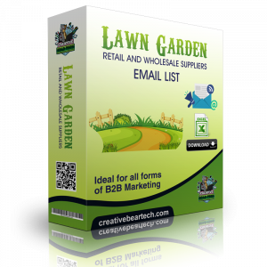 Lawn & Garden Retail and Wholesale Suppliers B2B Email List