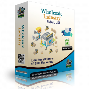 Wholesale Industry Email List
