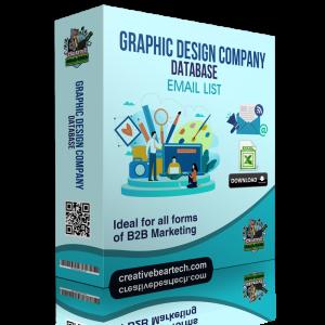 Graphic Design Company Database
