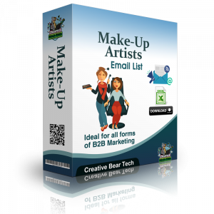 Make-Up Artists Email List - Database & Mailing List with Emails