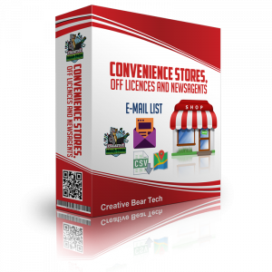 Global Database of Grocery and Convenience Stores